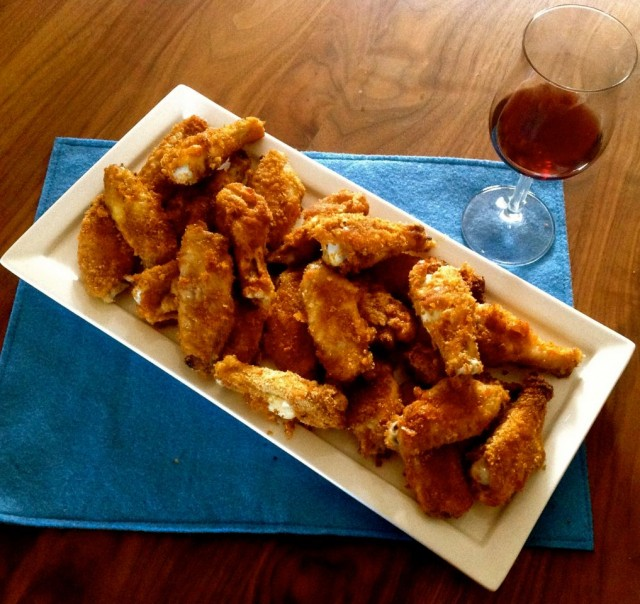 Ovenfried Chickenwings